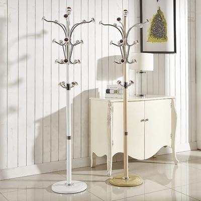 Europäischen stil schlafzimmer kleiderständer kleiderbügel weiß ...
