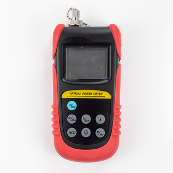 Wavelength Handheld Optical Power Meter TLD6070 -70 ~ +6dB Used In FTTH& Digital System Of Communication Devices
