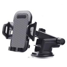 Универсальный автомобильный держатель телефона для iPhone 8 plu 7 xs max xiaomi mi8 смартфон мобильный автомобильный Стенд крепление опора для сотового телефона аксессуары