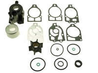 Impeller Kit For Mercruiser Alpha MR R 1 And Mercury Replaces 47 89984Q5 With Housing