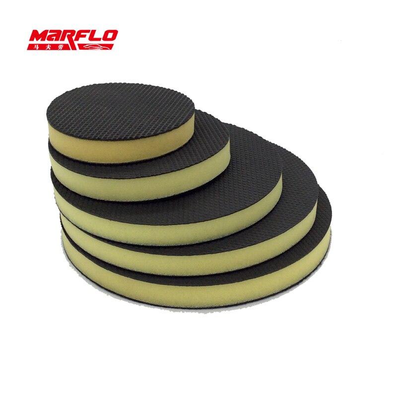 MARFLO Magic Clay Pad Bar Polishing Sponge pad Auto Care Car Washing Cleaning car styling