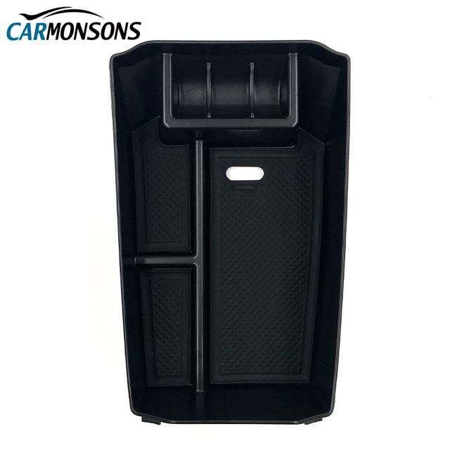 Carmonsons for Mercedes Benz GLK Class X204 GLK200 220 250 300 350 Central Armrest Storage Box Container Holder Tray Accessories
