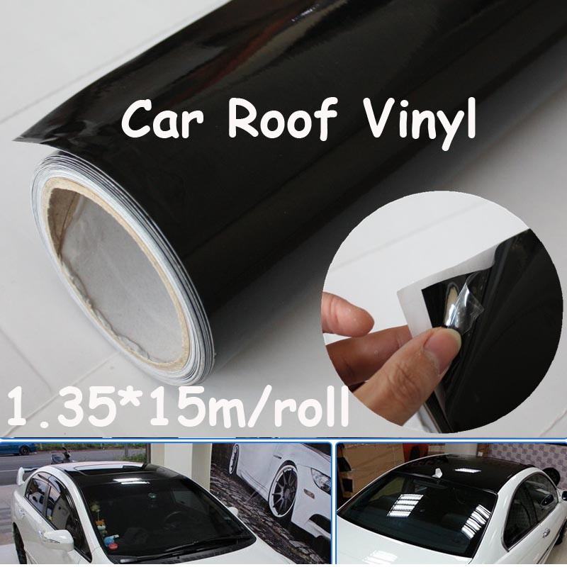Roof Wrap Cost & Paint Replacement Vinyl Wrap