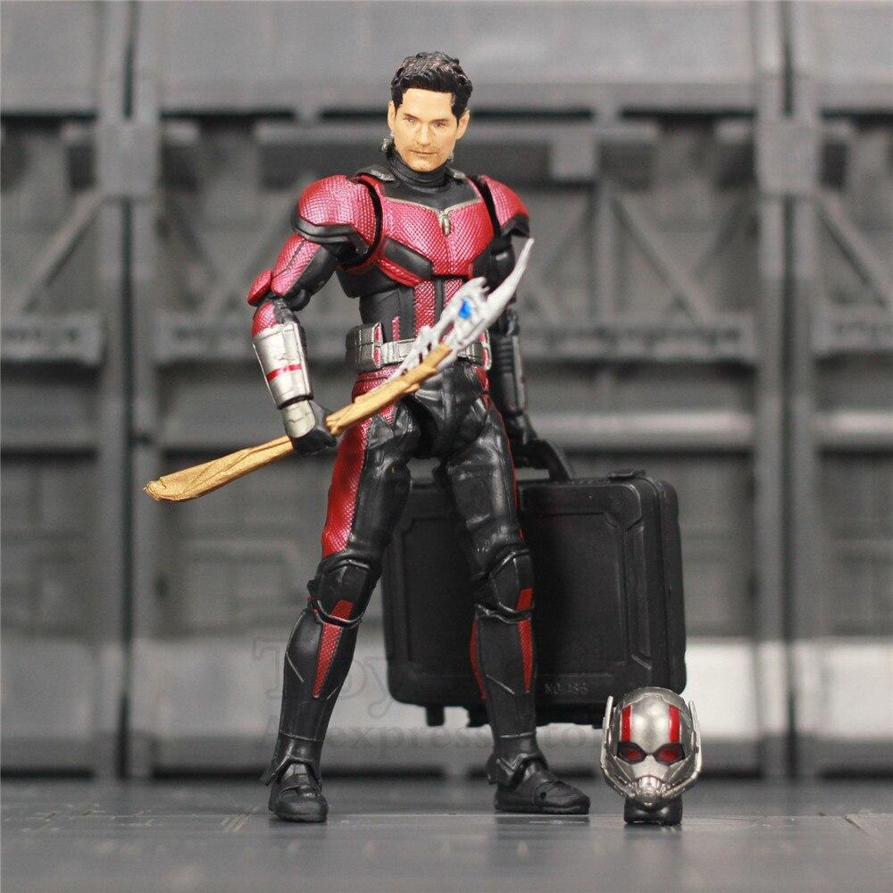 Marvel Avengers 4 Endgame Ant Man 6
