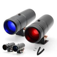Красный и синий светодиодный регулируемый Тахометр Rpm Тахометр Датчик Pro сдвиг светильник 1000-11000 Универсальный