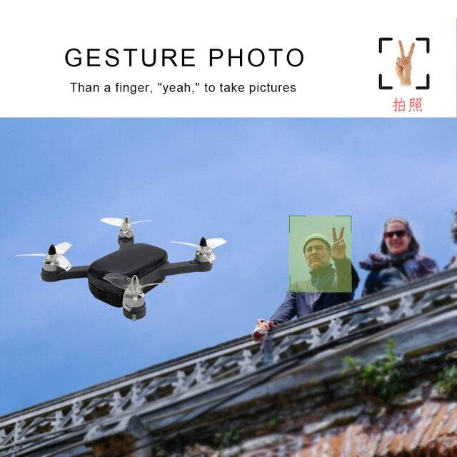 Nouvelle arrivée GPS RC hélicoptère professionnel 5G RC Drone avec WIFI 1080P caméra FPV quadricoptère sans brosse jouets cadeaux