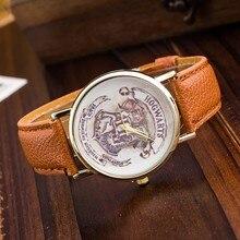 Moda quem se importa I'am tarde mesmo Relógio Pulseira de Couro Mulheres Relógio Quartz Watch relojes mujer 1403