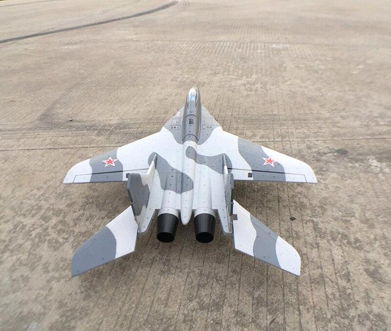 Skyflight LX EPP Twin 30MM EDF Mini MIG29 RTF RC Plane Model W/ Motor Servos ESC Battery