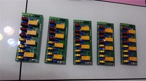 Image 3 - 1 ピース 12 ボルト 100 ワット 3.5 mhz 30 mhz hf パワーアンプ低域通過フィルタキット