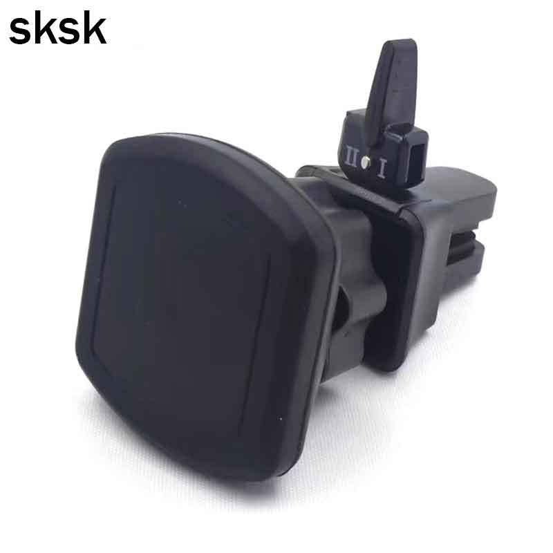 SKSK Universal Air Vent Magnetic Car Mount Holder Outlet Support Magnet Mobile Cell Car Phone Holder Stand For IPhone