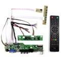 ТВ + HDMI + VGA + AV + плата ЖК-контроллера с usb T. V56.03 для 18 5 дюймов 1366X768 LTN185AT04 M185BGE-L22 LCD