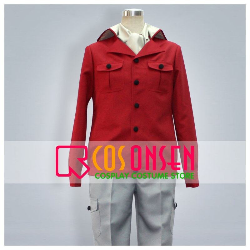 COSPLAYONSEN Allison & Lillia Arison to Riria Allison Whittington Cosplay Costume All Size
