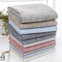 2017 ткани новый льняной ткани ручной работы diy льняной ткани одежды занавес украшения (1 м)