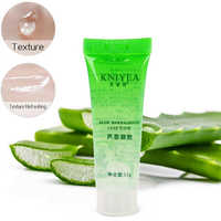 Professional 100%Natural Primer Makeup Transparent Gel Aloe 100% Pure Plants Base Primer Eyeshadow Primer Women Cosmetics