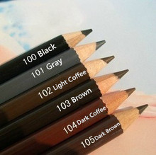 1Pcs makeup brand Eyebrow Liner pencil Enhancer waterproof Eye Brow pen long lasting shadow to eye Cosmetic Eye Liner