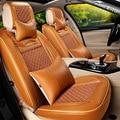 2016 Venta Directa de Fábrica de Automóviles Cubierta de Asiento de Coche Rojo de Alta Calidad CushionNew Styling para KIA