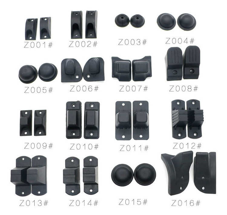 tripod Wheels,Luggage Accessories support,Suitcase 3