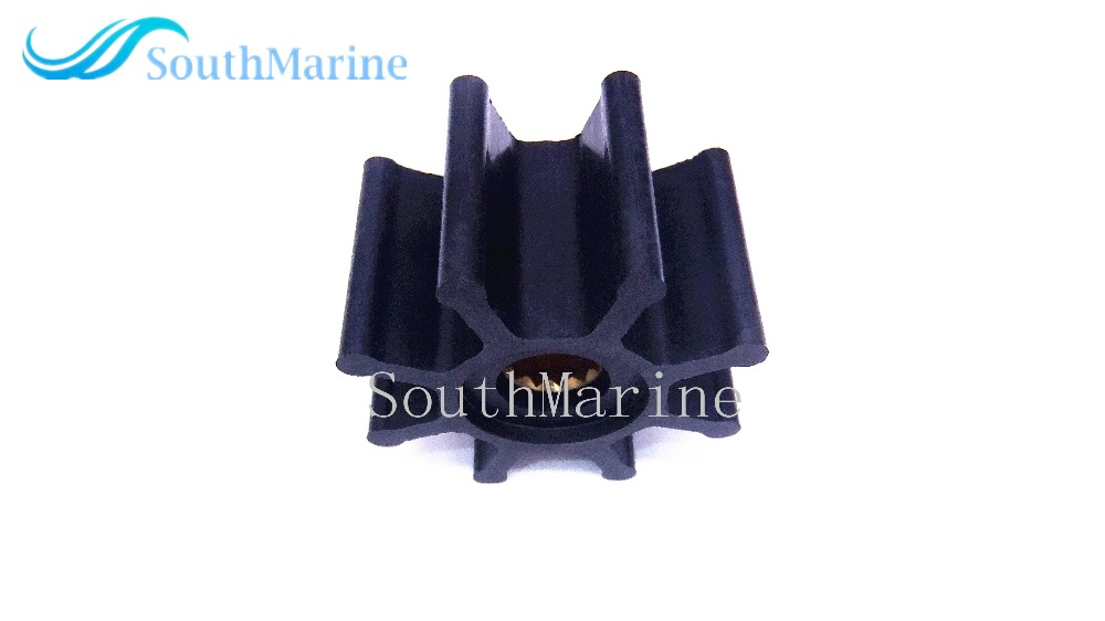 New Water Pump Impeller for JABSCO Inboard 11979-0001 60.06804-0005, Free Shiping