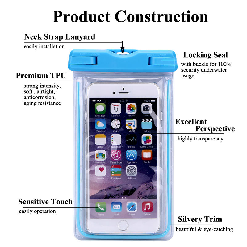 promo code 2a07a b1f04 US $4.04 19% OFF|For Sony Xperia X Compact / XZs XZ Premium / XA XA1 Ultra  / X Performance Waterproof Phone Case Cover Underwater Swimming Fundas-in  ...