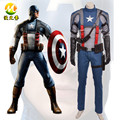 Captain American1 Cosplay Costume Update Version Full Outfit Set Costume for Adult Men Can Buy One-piece
