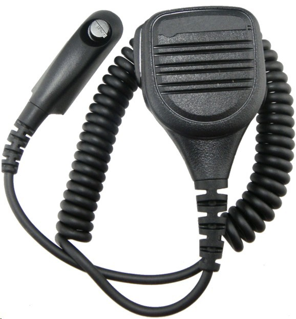 Shoulder Microphone For Motorola Walkie Talkie Radios GP328 GP338 HT1250 PTX760 Waterproof Dustproof Remote Handheld Mic