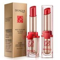 12Pcs 8 Colors Makeup Tint Moisturizer Lipsticks Women Girls Waterproof Long Lasting Lip Gloss Sexy Make