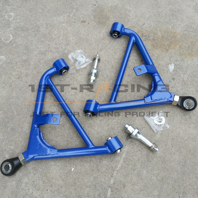US $168 0 |FOR NISSAN 200SX 240SX S13 S14 S15 r32 Rear Adjustable Lower  Control Arm blue 1ST NEW-in Control Arms & Parts from Automobiles &