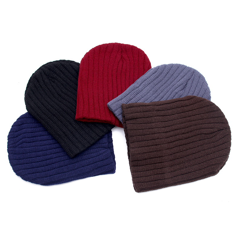 Exclusive High Quality Women Men Unisex Knitted Winter Hat Cap Casual Beanies Solid Color Hip-hop Slouch Skullies Bonnet  Gorro women men unisex knitted hats winter warm soft cap casual beanies solid hip hop snap slouch skullies bonnet beanie hat gorro