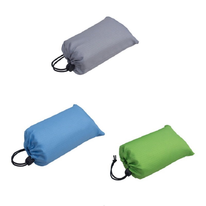 Image 5 - Ultralight Outdoor Camping Mat Waterproof Mini Pocket Blanket Portable Outdoor Picnic Mat for Beach Garden Pad Sand Free Mat-in Camping Mat from Sports & Entertainment