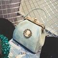 Hot Designer De Marcas de Bolsas Femininas Sacos PU bolsas de Couro Famoso Designer De Médico Do Vintage Saco Crossbody Ombro Mulheres Bolsos Mujer 2016