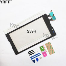 5.0 ''สำหรับ Sony Xperia C S39H C2304 C2305 Touch Screen Digitizer Sensor Touch แผงกระจก(China)