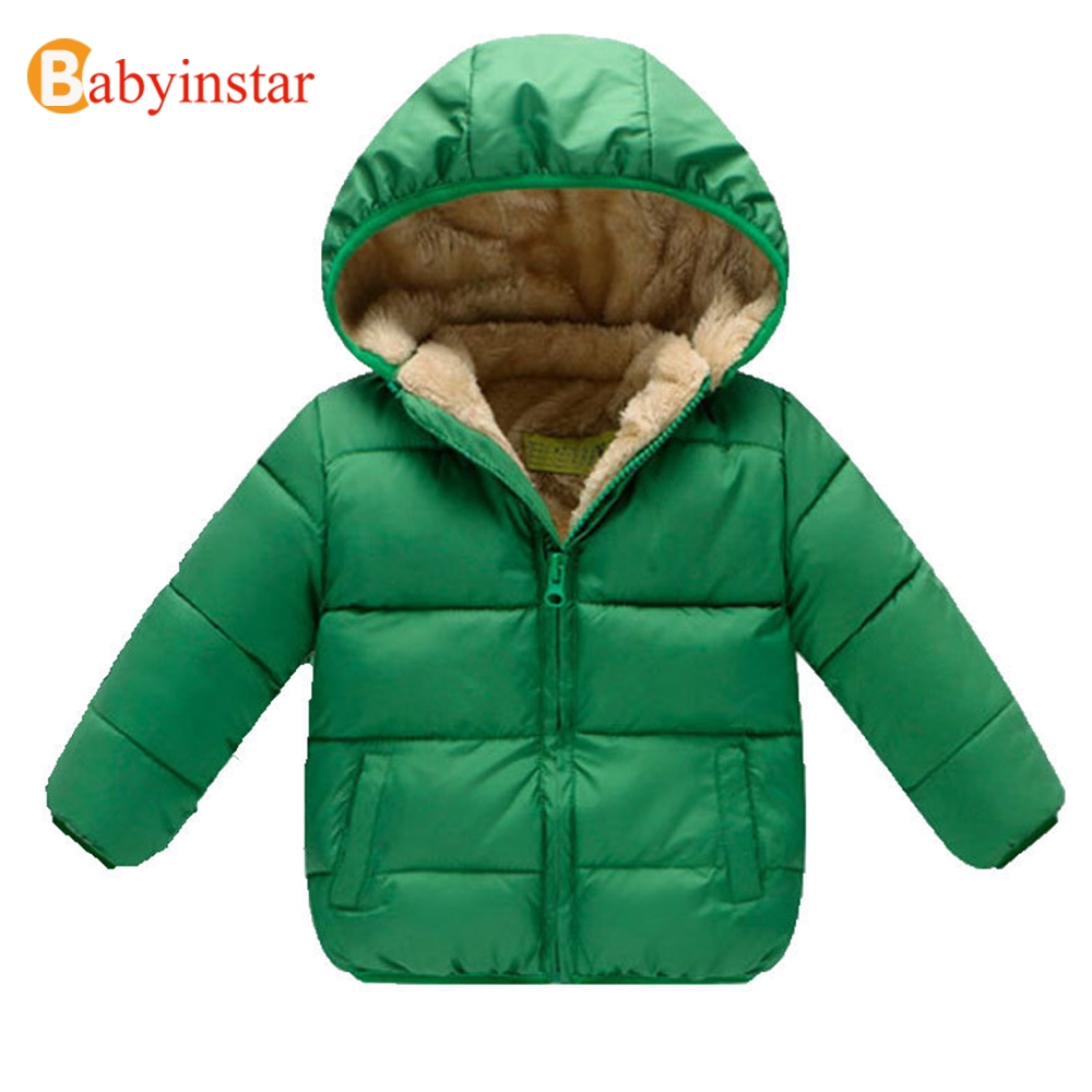 Babyinstar Children Winter Outerwear Clothes Boys Girls Warm Jackets Coats Baby Kids Parkas Costume Clothes winter jackets girl children winter coats jacket baby boys warm outerwear thickening outdoors kids snow proof coat parkas cotton padded clothes