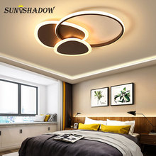 Modern Led Chandelier Luminaires AC110V 220V Creative Ceiling Mounted Chandelier Lighting For Living room Bedroom Light Fixtures l50cm l40cm new modern led chandelier for living room bedroom ding room lampara de techo indoor lighting luminaires ac110v 220v