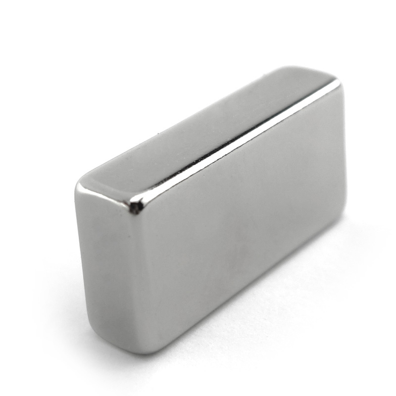 U-JOVAN 1pc Super Strong 40 x 20 x 10 mm Block Neodymium Magnet Rare Earth N35