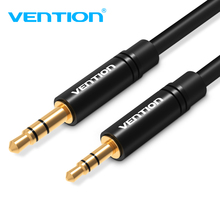 Vention Jack 2.5mm to 3.5mm Audio Cable Gold-plated Stereo Aux 1m 2m 3m for iPhone 7 MP3/4 Headphone Car aux cord