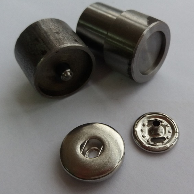 Metal Grommet Machine Hand Press Eyelets Spot Snap Button Mould Tool Fit 18mm Button (NN-236) Free Shipping