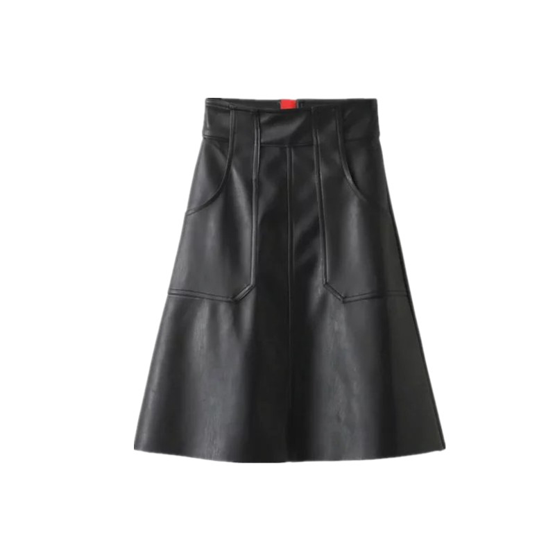 Compare Prices on Leather Skirt Pockets- Online Shopping/Buy Low ...
