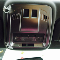 FRONT READING LAMP Cover For Chevrolet CRUZE 2015 2016 2017 2PCS/SET