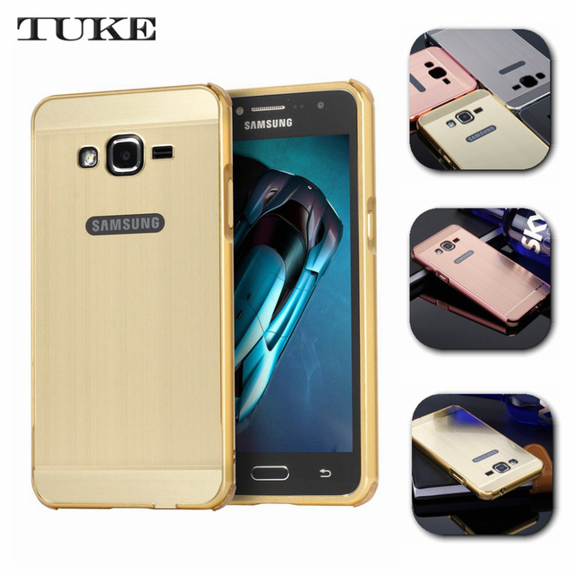 Brand TUKE Case For Samsung Galaxy J2 Prime G532F G532G G532M 3 In 1 Brush Plastic