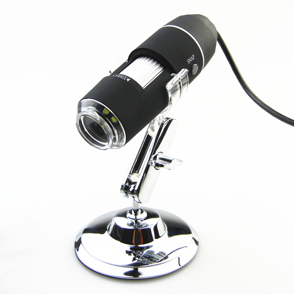 HD 2MP 1000X USB Microscope Handheld Endoscope