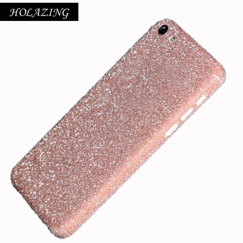 ⊱Full Body Glitter Bling Sticker For iPhone 5C Strass Coque