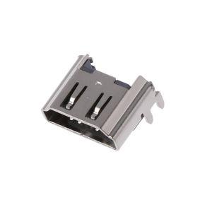 Image 4 - 5Pcs Ersatz Display HDMI Port Buchse Jack Stecker Für PlayStation PS4 Pro Slim Konsole Port