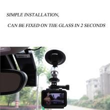 For Osmo Action Car Holder Mount Bracket Stand Car Camera DVR dedicated portable suction cup holder car swivel suction cup mount holder for htc one x black