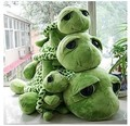 Free shipping big eye tortoise plush toy Turtle soft stuffed toy whole sale 10pcs/lot
