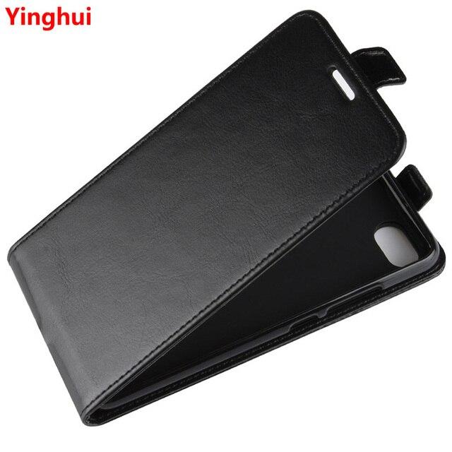 Redmi 6A يصل أسفل عمودي محفظة قلابة حافظة بطاقات جلدية حالة ل Xiaomi Redmi 6A كامل واقية الهاتف غطاء حالة