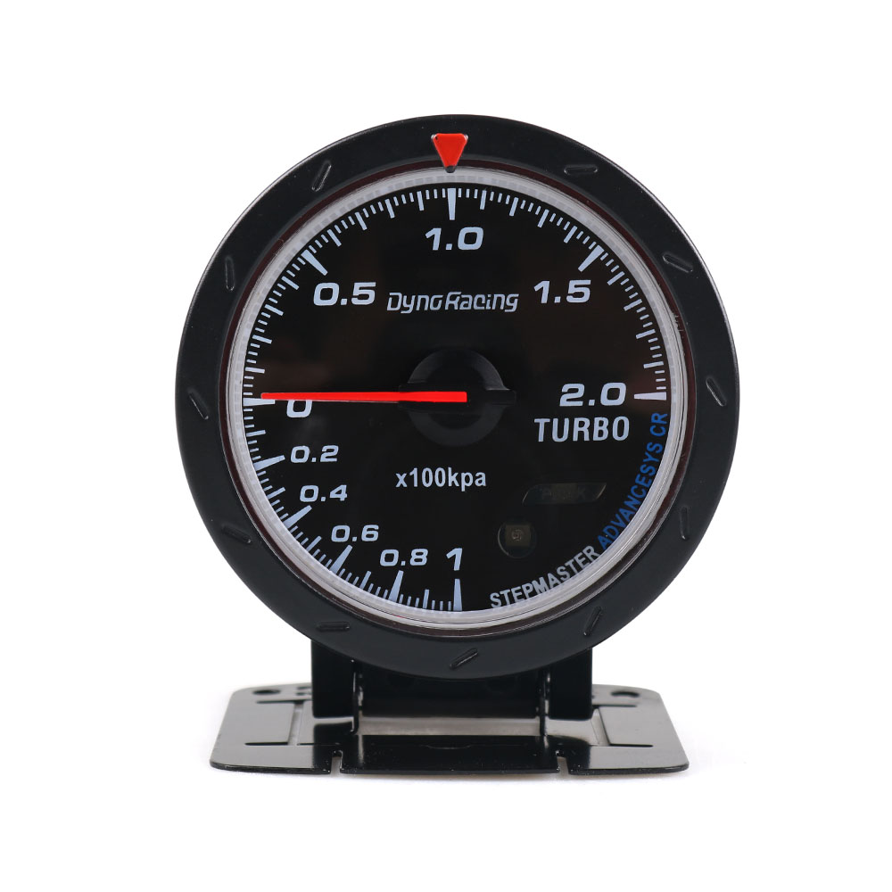 Dynoracing 60MM Volt meter Water temp Oil temp gauge Turbo Boost - Auto Replacement Parts - Photo 3