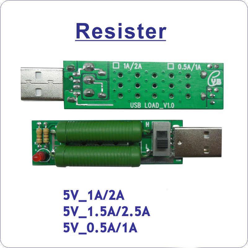 Yb26va usb كاشف اختبار قدرة البطارية مراقب الطاقة التيار التفريغ مقاوما اختبار الجهد الحالي متر usb