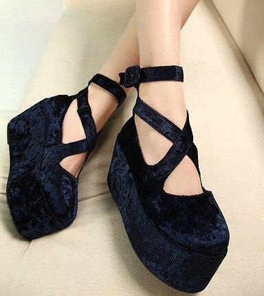 2013 single shoes diamond velvet ballet