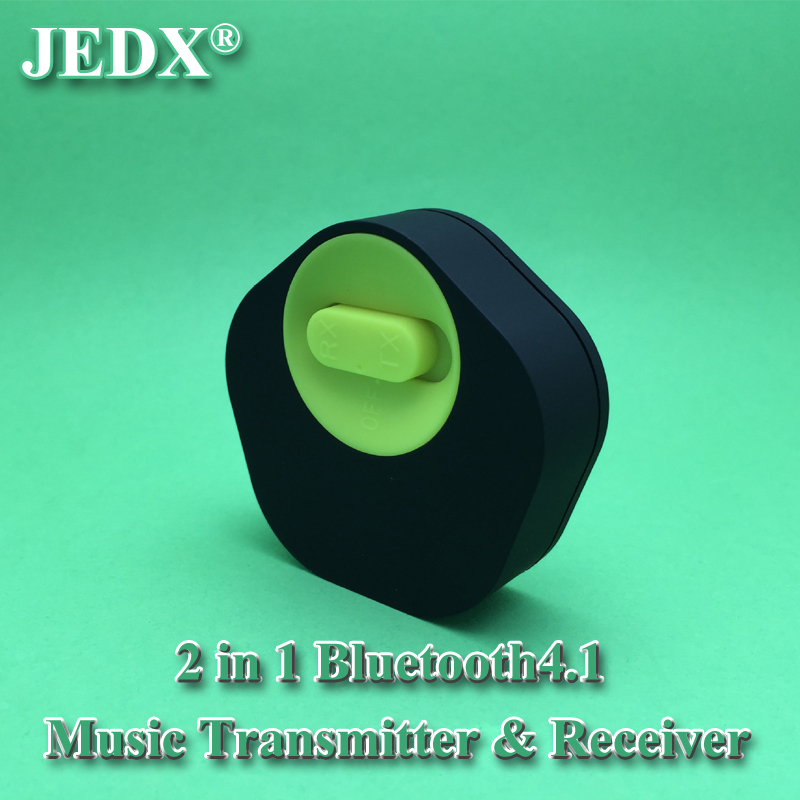 JEDX bluetooth sender/empfänger B3509 audio transmitter unifying-empfänger Wireless audio musik Adapter kostenloser...