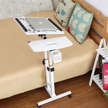 Computer Desk Folding Lift Bedside Mobile